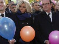 Fransa'da First Lady'lerin davet kavgası kirli çamaşırları ortaya döktü