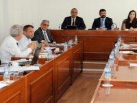 Ekonomi, Maliye, Bütçe ve Plan Komitesi, Ankara'ya gidiyor