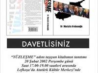 """DR. Mustafa Arabacıoğlu'nun """"Yüzleşme"""" adlı kitabı yarın tanıtılacak"""