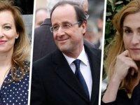 Fransa'da 'first lady'ler savaşı': Macron'un eşi, davete Hollande'ın eski sevgilisini çağırdı