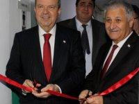 Lefkoşa Dr. Burhan Nalbantoğlu Devlet Hastanesi'nin 11 yataklı yoğun bakım servisi hizmete açıldı