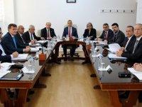 Meclis'te Anayasa değişikliği yasa önerisi toplantısı