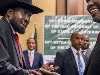 Güney Sudan'da Devlet Başkanı Kiir Muhaliflerle Anlaştı, 6 Yıl Süren İç Savaş Sona Erdi