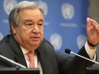 """Guterres: """"Devletler, nükleer silahların tamamen yok edilmesini sağlayacak ortak yola dönmeli"""""""
