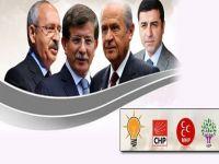 Gezici Araştırma: Erken seçimde AKP'nin oyları yüzde 35'in altına düşebilir