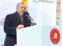 Erdoğan: Kahraman askerlerimiz, Suriye Milli Ordusu ekiplerimiz Libya'da
