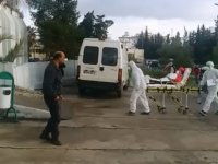 Hasta Lefkoşa Devlet Hastanesi'nde