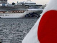 Japonya'daki karantina gemisinden bir yolcu daha hayatını kaybetti