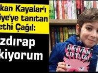 Atakan Kayalar'ı Türkiye'ye tanıtan Fethi Çağıl: Izdırap çekiyorum