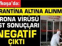 Sağlık Bakanı Onayladı: KKTC'de Corona Vakası yok