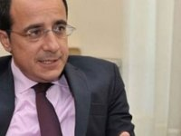 Hristodulidis Cenevre'de BM Genel Sekreteri İle Görüşecek