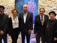 """""""Hope-Umut"""" sergisi, Girne Belediyesi Sanat Galerisi'nde açıldı"""