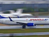 AnadoluJet  Türkiye'den 1 dolara yurt dışına uçuş başlatıyor