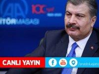 Sağlık Bakanı Koca: Koronavirüs tehdidine karşı sınır bölgesinde sahra hastaneleri oluşturuldu