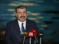 Sağlık Bakanı Koca: Doğubeyazıt'ta 18 kişi karantinaya alındı