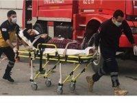 Hastalar tahliye edildi, yangının diğer bölümlere yayılma riski var! (GÜNCELLENDİ)