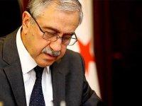 Akıncı: Türkiye'nin büyük acısını şahsım ve Kıbrıs Türk halkı adına paylaşıyorum