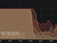 Türkiye'de Sosyal medya 12 saattir kısıtlanıyor
