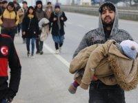 Edirne'de sığınmacı hareketliliği artıyor: