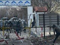 Yunanistan: Sınırı geçmek isteyen 4 bin sığınmacıyı durdurduk