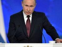 Putin: Kimsenin bize karşı savaşmak istemeyeceği koşulları yaratacağız