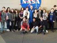 Yakın Doğu Koleji Öğrencileri İkinci Kez NASA Kennedy Space Center'da Eğitim Aldılar…