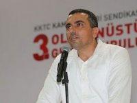 Türk-İş KKTC Temsilciliği'ne Ahmet Serdaroğlu Atandı