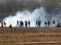 İnsan hakları örgütlerinden mültecilere şiddete tepki