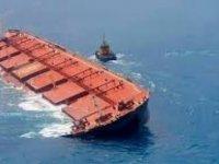 Brezilya Kıyılarında Karaya Oturan Gemide Petrol Sızıntısı Tespit Edildi