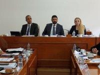 KIB-TEK'teki İhalelerde Usulsüzlük Yapılıp Yapılmadığına İlişkin Meclis Araştırma Komitesi toplandı