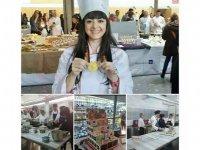Uzman Pasta Şefi Pınar Barut'tan altın madalya!