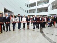 Kadın konulu karma sergi YDÜ'de açıldı
