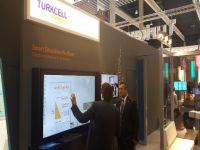 Kuzey Kıbrıs Turkcell'in 4G deneyimiMobil Dünya Kongresi'nde