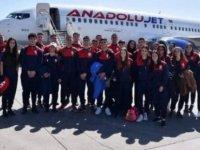 U18 Millilerde Kızlarımız Kayseri'de, Erkeklerimiz Kahramanmaraş'ta..!
