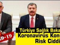 Türkiye Sağlık Bakanı Koca: Koronavirüs Konusunda Risk Ciddi