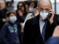 Güney Kıbrıs'ta Koronavirüs Yayılıyor, Baf'ta Panik