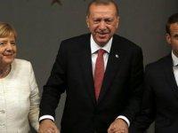 Erdoğan, Merkel ve Macron'un katılacağı İstanbul göçmen zirvesi, telekonferansla yapılacak