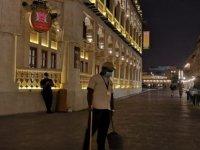 Katar'da koronavirüs nedeniyle camiler kapatılıyor