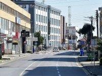 Lefkoşa'nın en işlek caddelerinde alışılmadık görüntüler