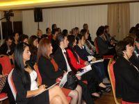 Kadın ve liderlik temalı panel