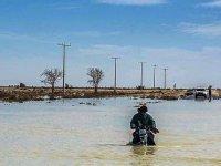 İran'ın Güneyindeki Sel Felaketinde Ölenlerin Sayısı 21'e Yükseldi