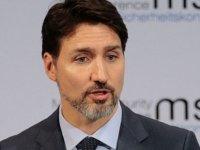 """Kanada Başbakanı Trudeau: """"yeter artık evde kalın"""""""