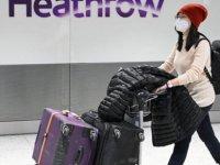 İngiltere'de sokağa çıkma yasağı getirildi