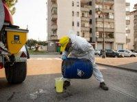 İtalya'da dezenfektan zehirlenmelerinde büyük artış