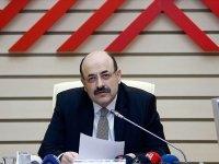 Koronavirüs | YÖK Başkanı Saraç: Bahar döneminde yüz yüze eğitim yapılmayacak
