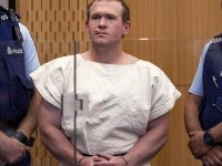 Yeni Zelanda'daki camilerde 51 kişiyi öldüren Brenton Tarrant, hakkındaki suçlamaları kabul etti