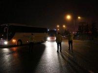 Kuzey Kıbrıs'tan getirilen 450 kişi Niğde'de karantinaya alındı