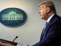 Trump savaş dönemi yasasını uyguluyor