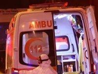 Türkiye'de Koronavirüs testi yapılacağını öğrenen kadın hastaneden kaçtı