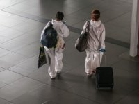 Kovid-19 nedeniyle Avrupa'da uçuş trafiği yüzde 88 azaldı